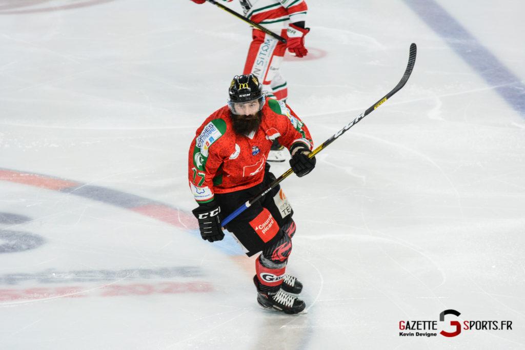 Hockey Sur Glace Gothiques Vs Anglet Kevin Devigne 48