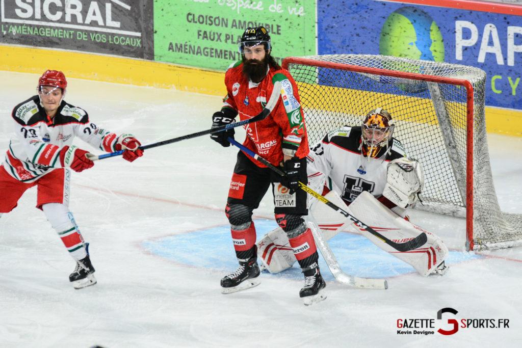 Hockey Sur Glace Gothiques Vs Anglet Kevin Devigne 49