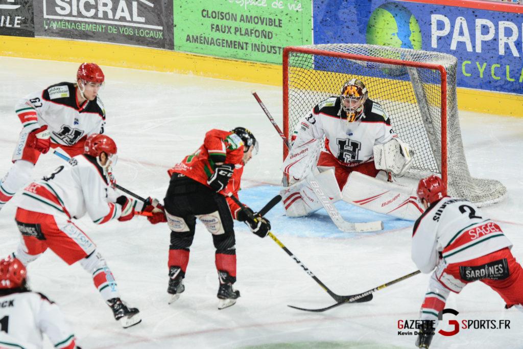Hockey Sur Glace Gothiques Vs Anglet Kevin Devigne 50
