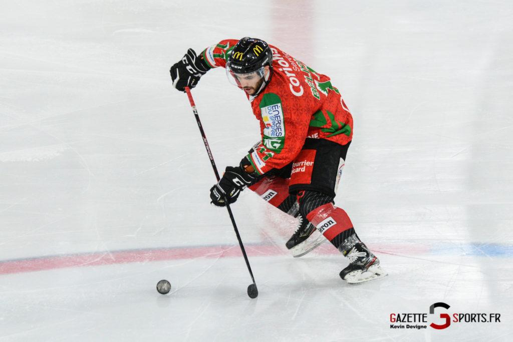 Hockey Sur Glace Gothiques Vs Anglet Kevin Devigne 51