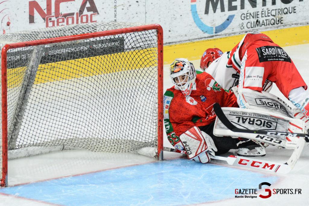 Hockey Sur Glace Gothiques Vs Anglet Kevin Devigne 53