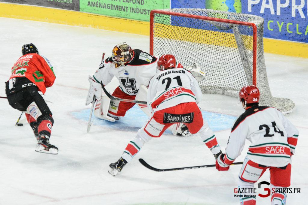 Hockey Sur Glace Gothiques Vs Anglet Kevin Devigne 56