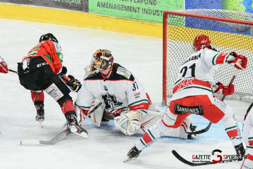 Hockey Sur Glace Gothiques Vs Anglet Kevin Devigne 57