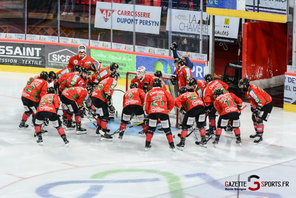 Hockey Sur Glace Gothiques Vs Anglet Kevin Devigne 6
