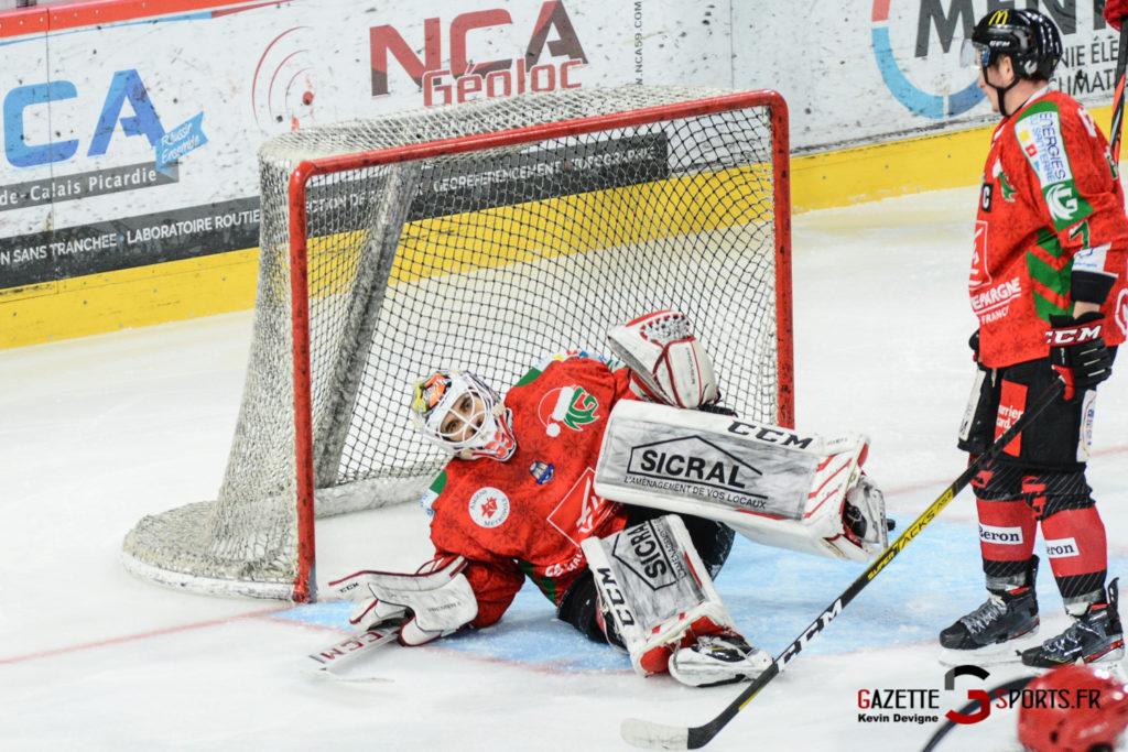 Hockey Sur Glace Gothiques Vs Anglet Kevin Devigne 62