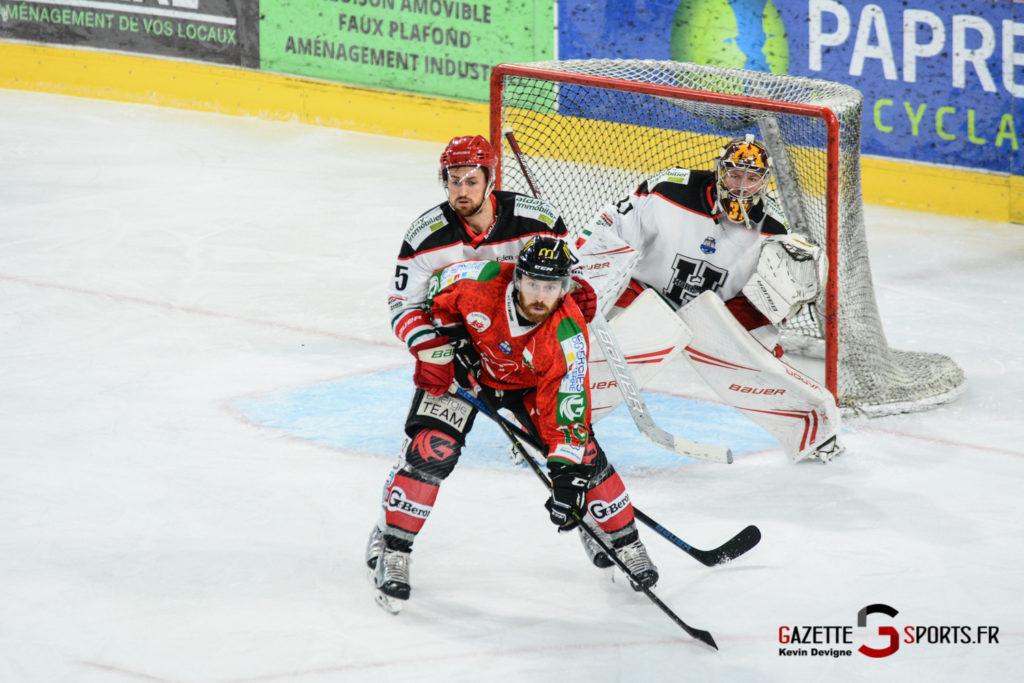 Hockey Sur Glace Gothiques Vs Anglet Kevin Devigne 63