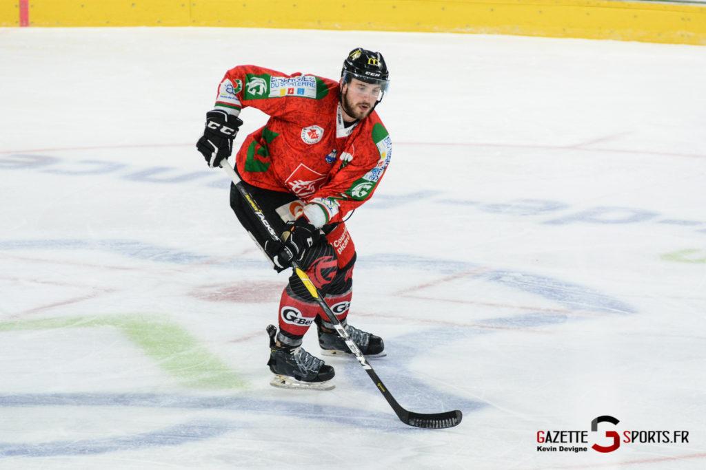 Hockey Sur Glace Gothiques Vs Anglet Kevin Devigne 64