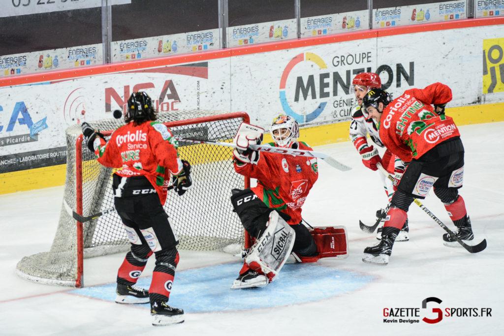 Hockey Sur Glace Gothiques Vs Anglet Kevin Devigne 67