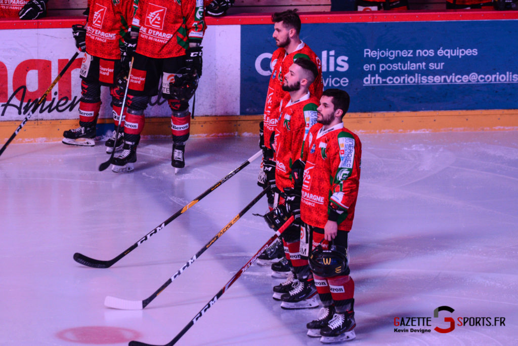 Hockey Sur Glace Gothiques Vs Anglet Kevin Devigne 7