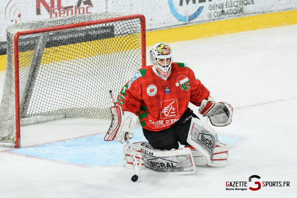 Hockey Sur Glace Gothiques Vs Anglet Kevin Devigne 71