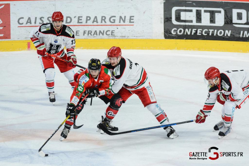 Hockey Sur Glace Gothiques Vs Anglet Kevin Devigne 72