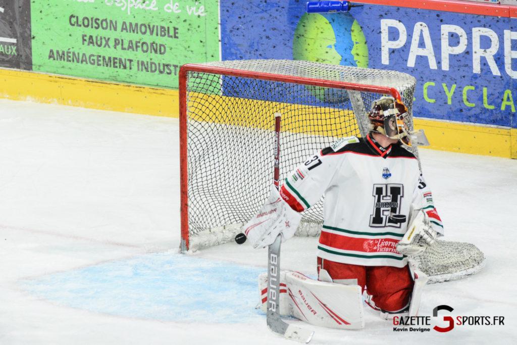 Hockey Sur Glace Gothiques Vs Anglet Kevin Devigne 75