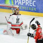 Hockey Sur Glace Gothiques Vs Anglet Kevin Devigne 76