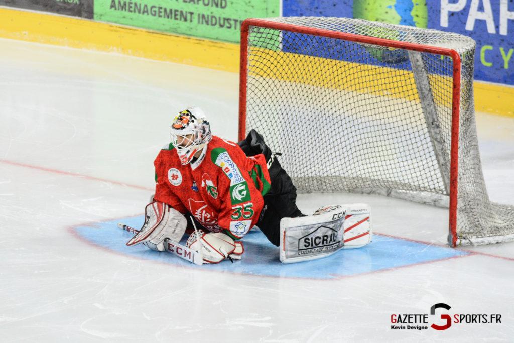 Hockey Sur Glace Gothiques Vs Anglet Kevin Devigne 8