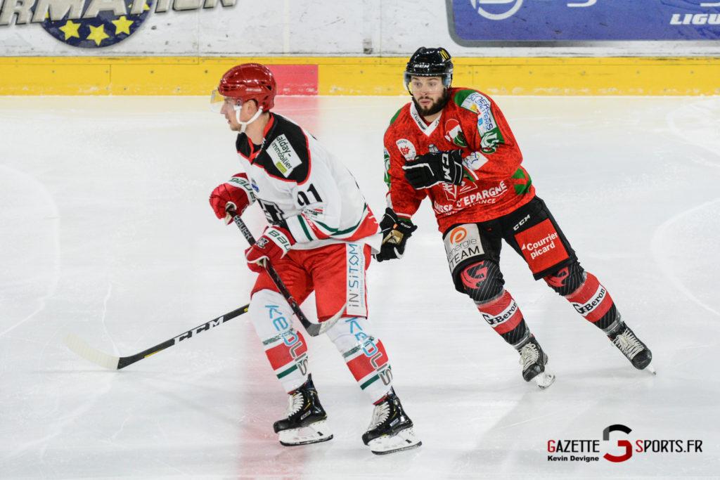 Hockey Sur Glace Gothiques Vs Anglet Kevin Devigne 9