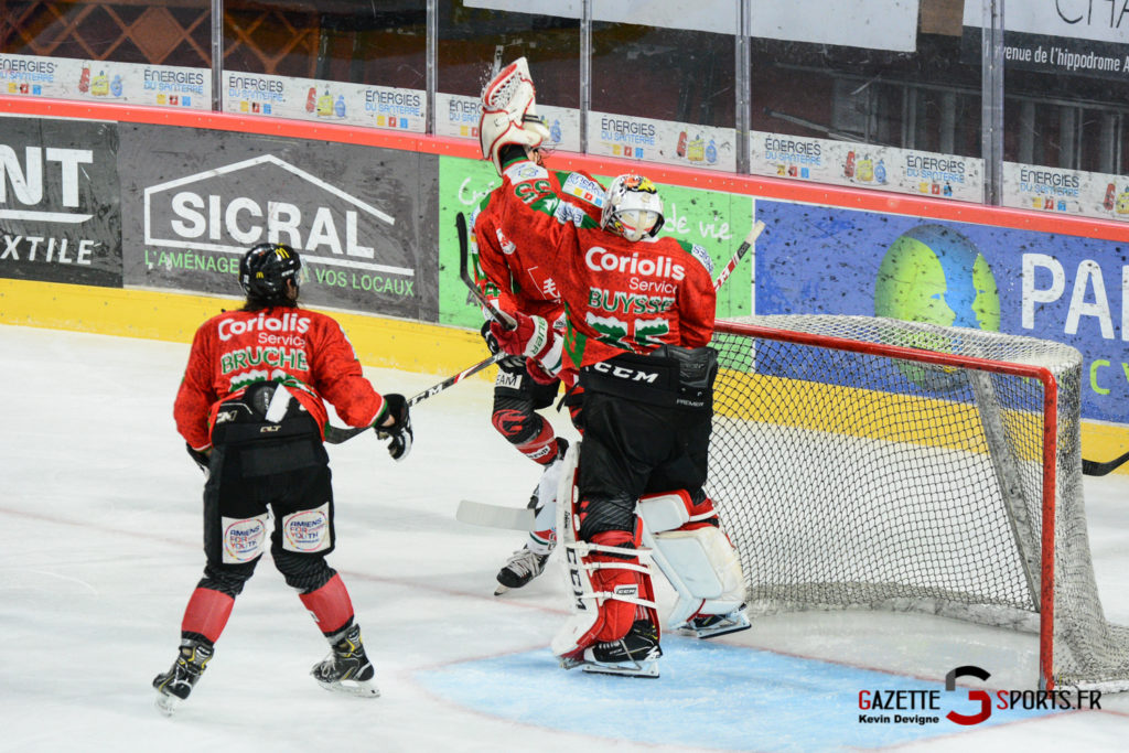 Hockey Sur Glace Gothiques Vs Anglet Kevin Devigne 90