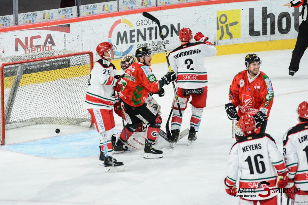 Hockey Sur Glace Gothiques Vs Anglet Kevin Devigne 97