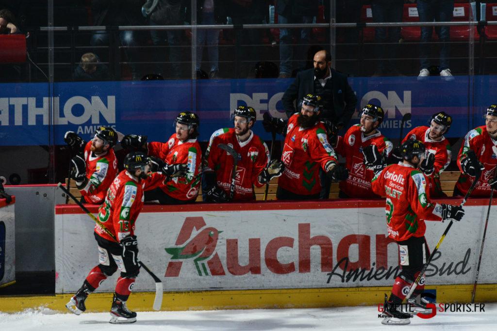 Hockey Sur Glace Gothiques Vs Anglet Kevin Devigne 99