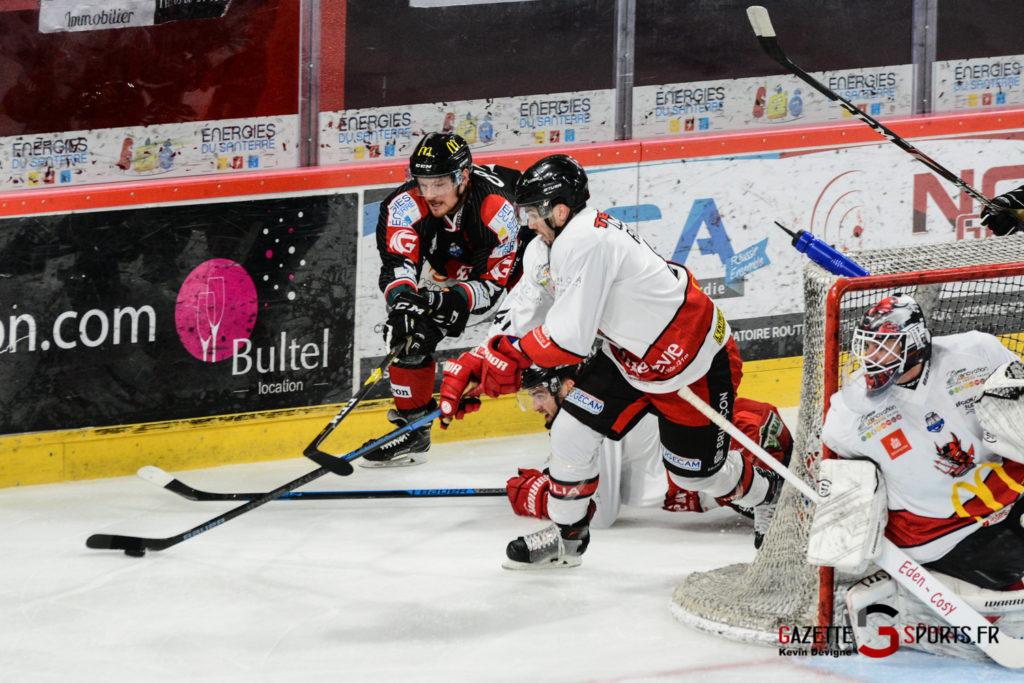 Hockey Sur Glace Gothiques Vs Briancon Kevin Devigne 11