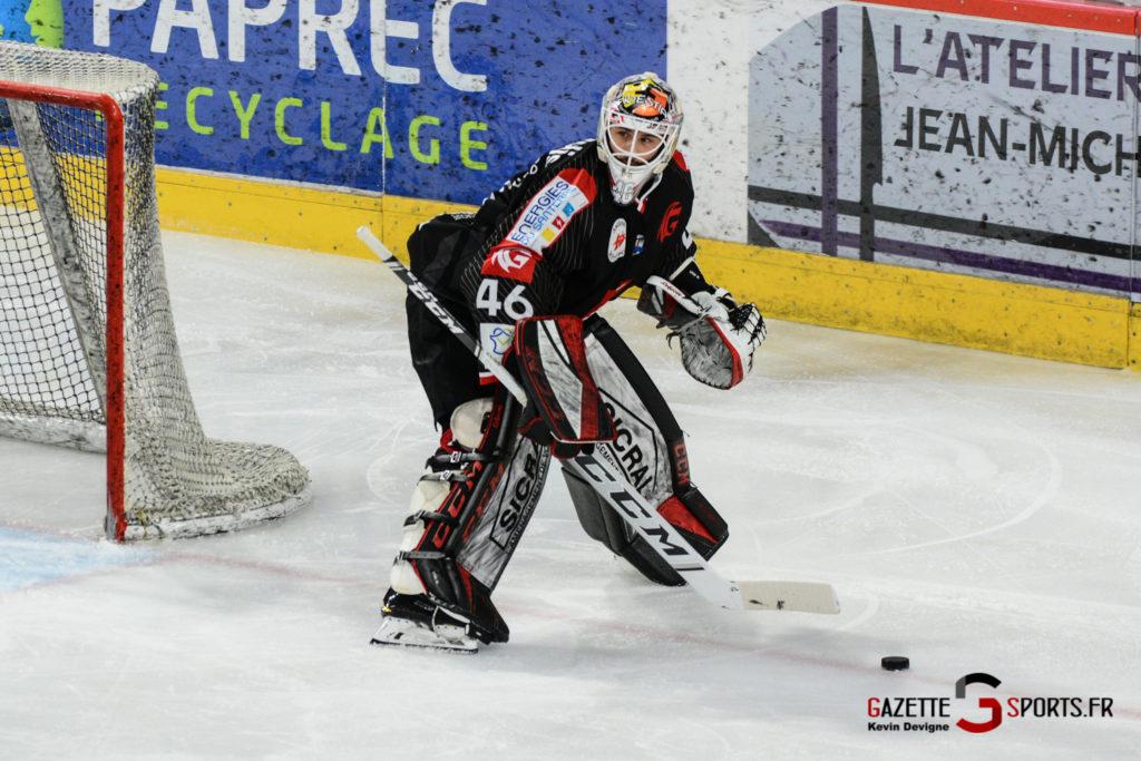 Hockey Sur Glace Gothiques Vs Briancon Kevin Devigne 12