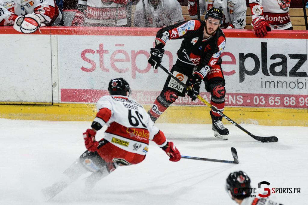 Hockey Sur Glace Gothiques Vs Briancon Kevin Devigne 13