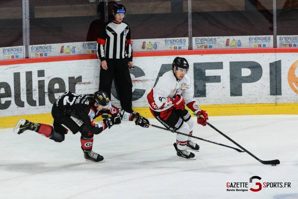 Hockey Sur Glace Gothiques Vs Briancon Kevin Devigne 14