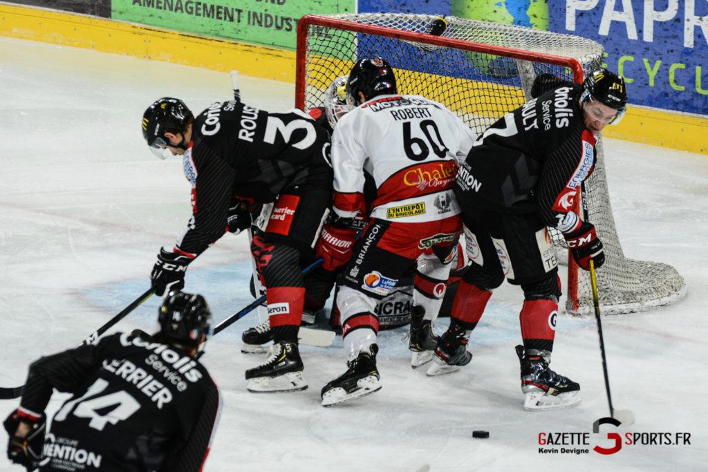 Hockey Sur Glace Gothiques Vs Briancon Kevin Devigne 15