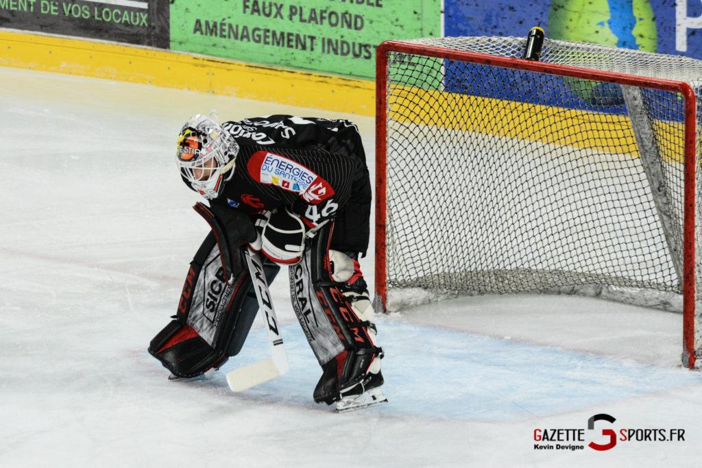 Hockey Sur Glace Gothiques Vs Briancon Kevin Devigne 16