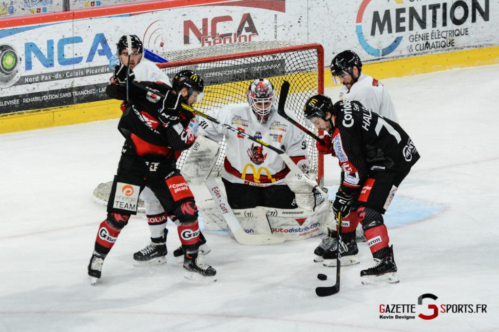 Hockey Sur Glace Gothiques Vs Briancon Kevin Devigne 17