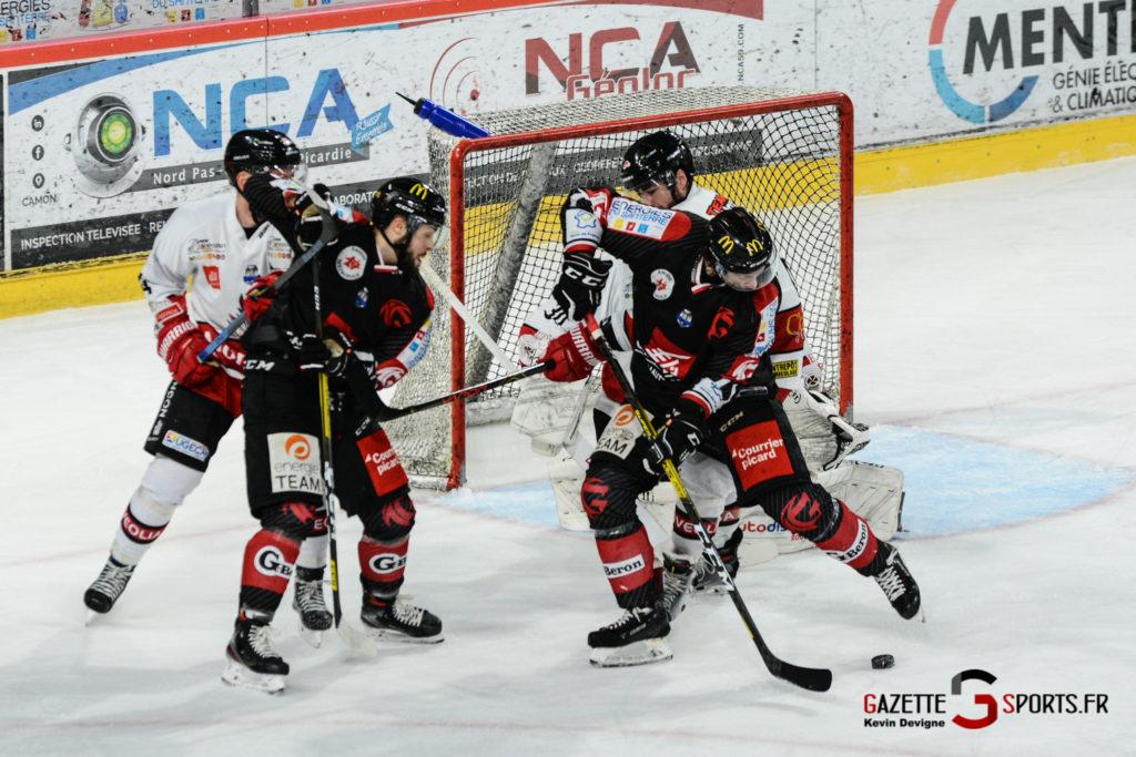 Hockey Sur Glace Gothiques Vs Briancon Kevin Devigne 18