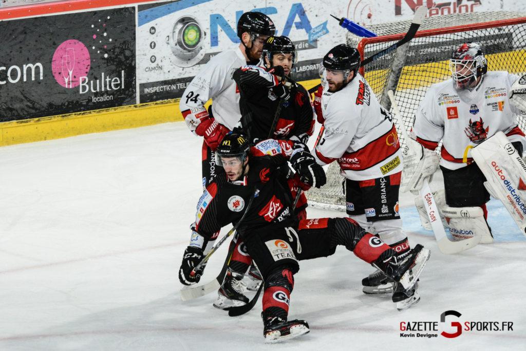 Hockey Sur Glace Gothiques Vs Briancon Kevin Devigne 19