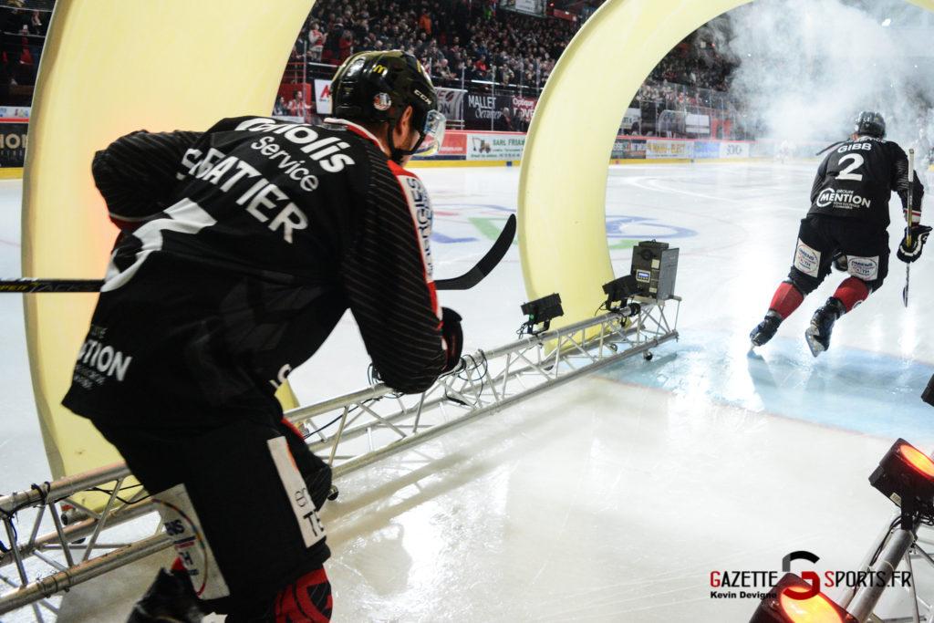 Hockey Sur Glace Gothiques Vs Briancon Kevin Devigne 2