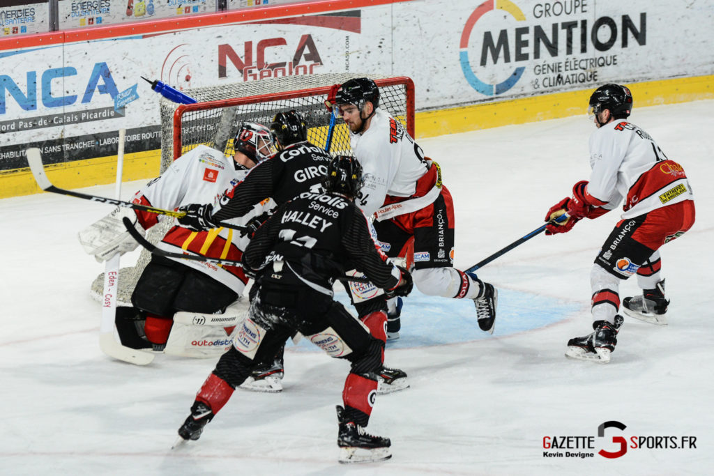 Hockey Sur Glace Gothiques Vs Briancon Kevin Devigne 20