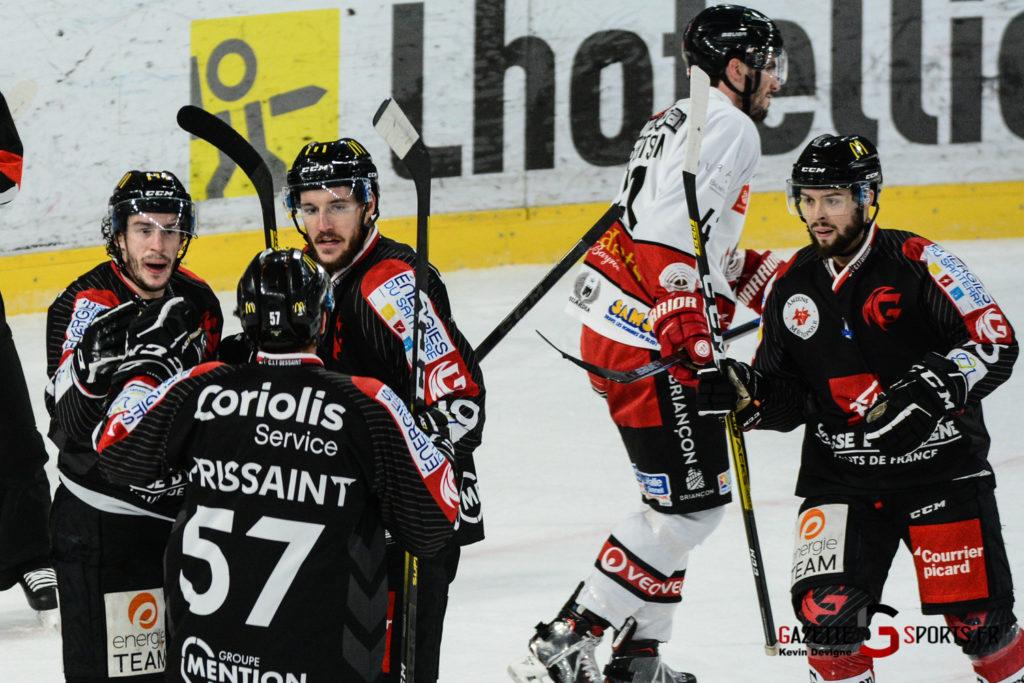 Hockey Sur Glace Gothiques Vs Briancon Kevin Devigne 21