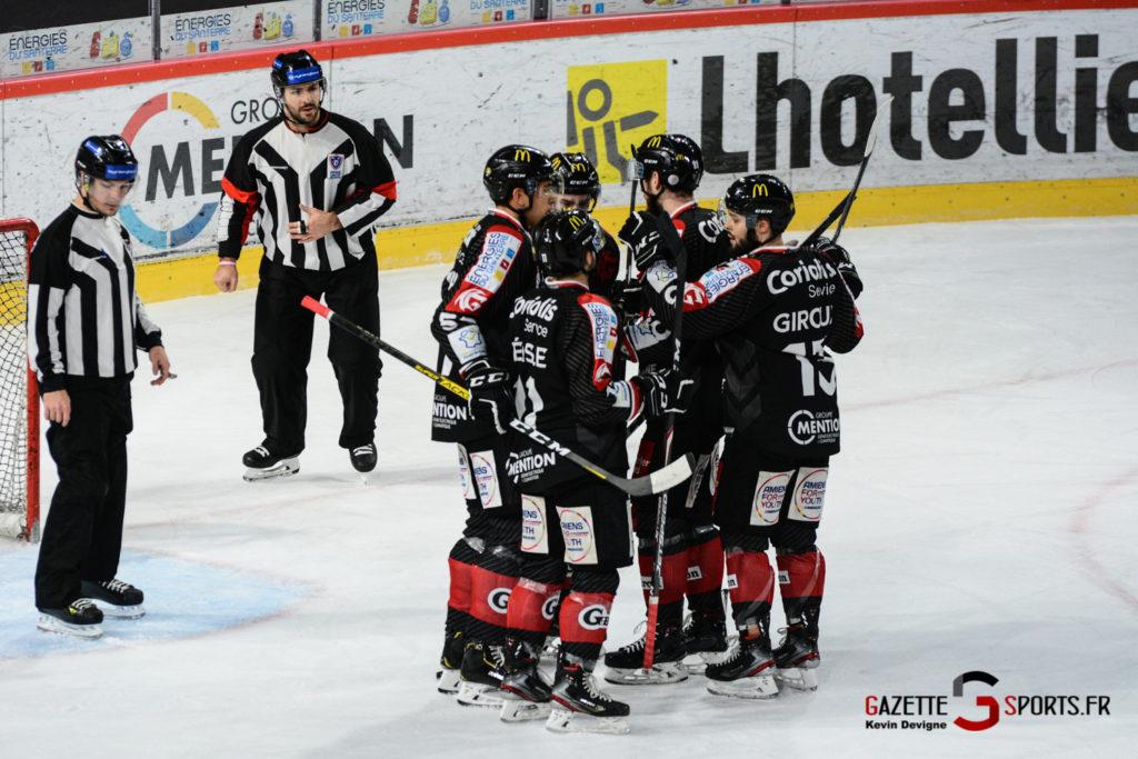 Hockey Sur Glace Gothiques Vs Briancon Kevin Devigne 22
