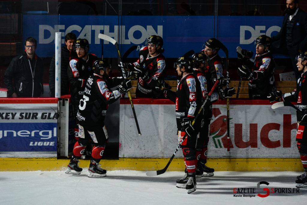 Hockey Sur Glace Gothiques Vs Briancon Kevin Devigne 23