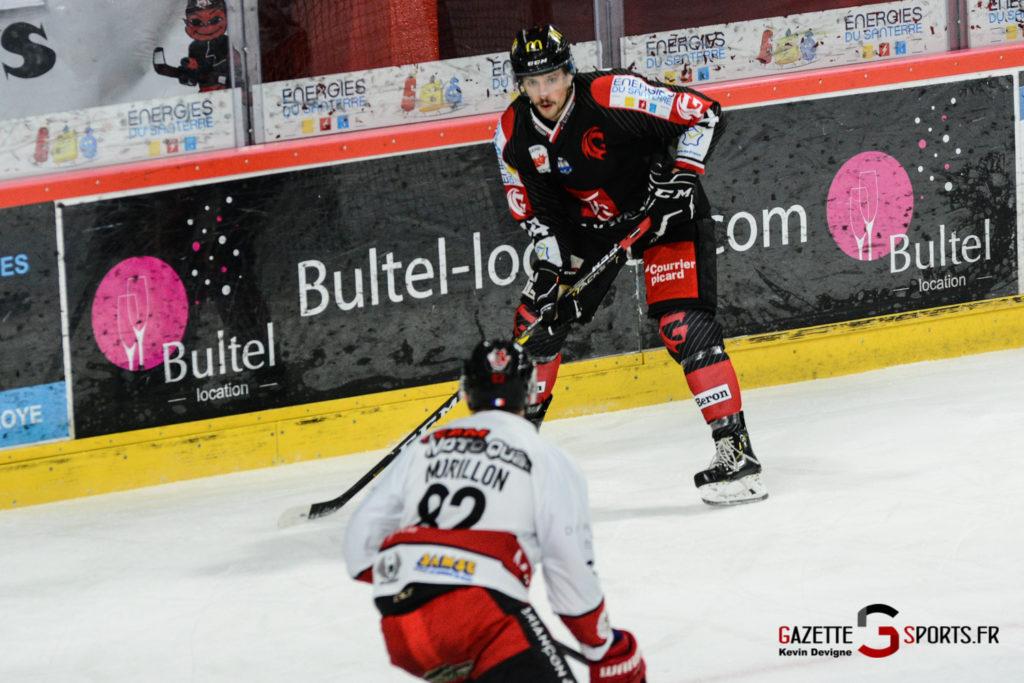 Hockey Sur Glace Gothiques Vs Briancon Kevin Devigne 24