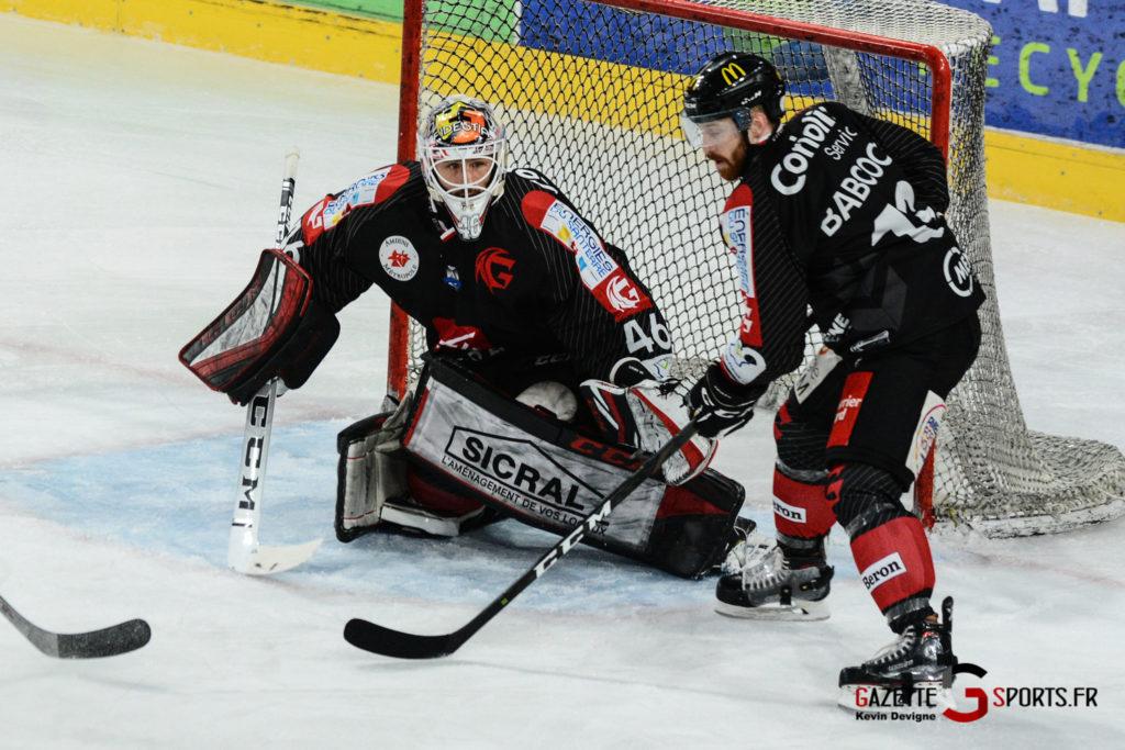 Hockey Sur Glace Gothiques Vs Briancon Kevin Devigne 25