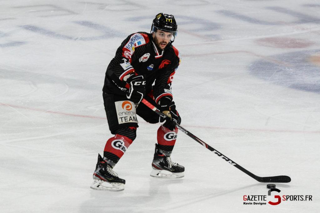 Hockey Sur Glace Gothiques Vs Briancon Kevin Devigne 26