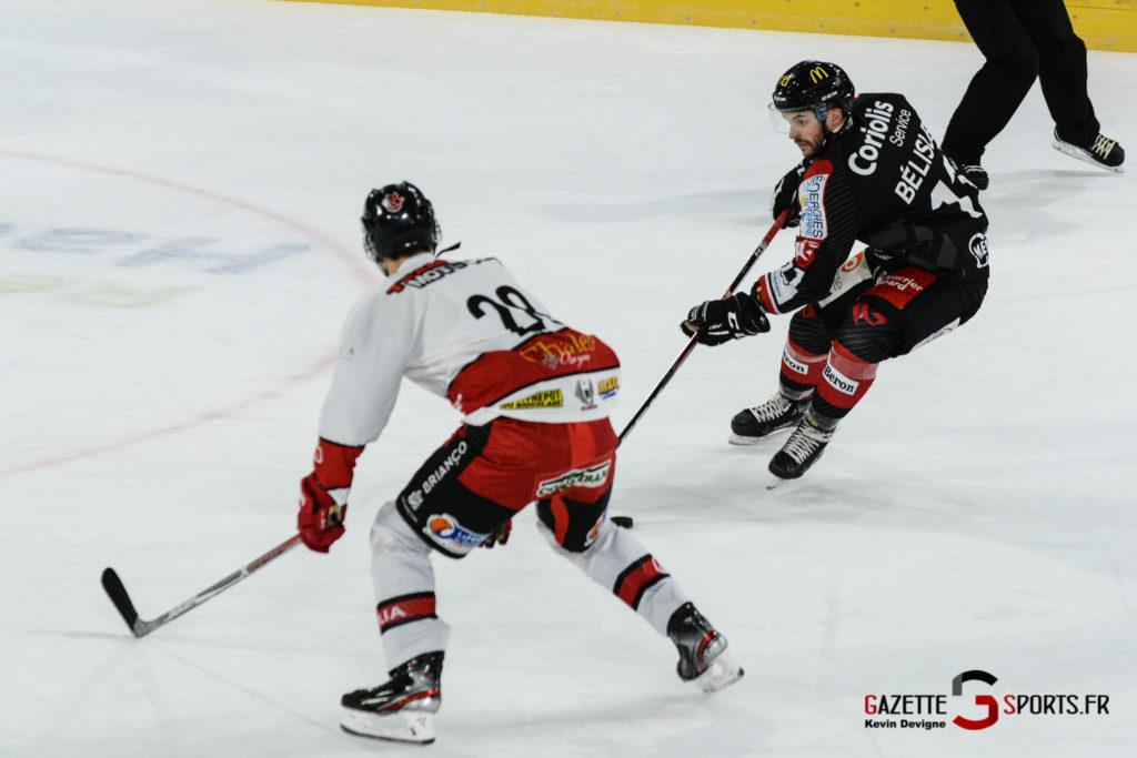 Hockey Sur Glace Gothiques Vs Briancon Kevin Devigne 27