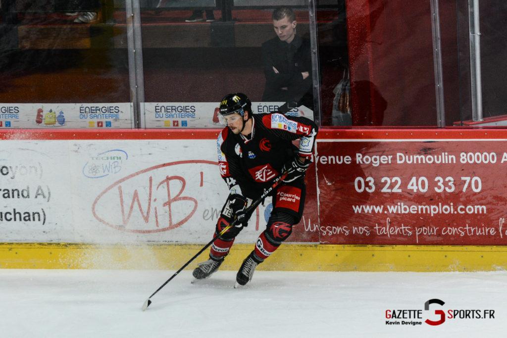 Hockey Sur Glace Gothiques Vs Briancon Kevin Devigne 28