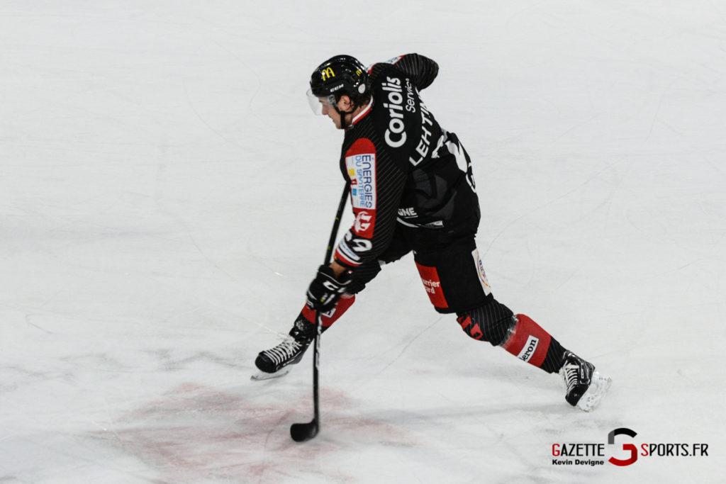 Hockey Sur Glace Gothiques Vs Briancon Kevin Devigne 29