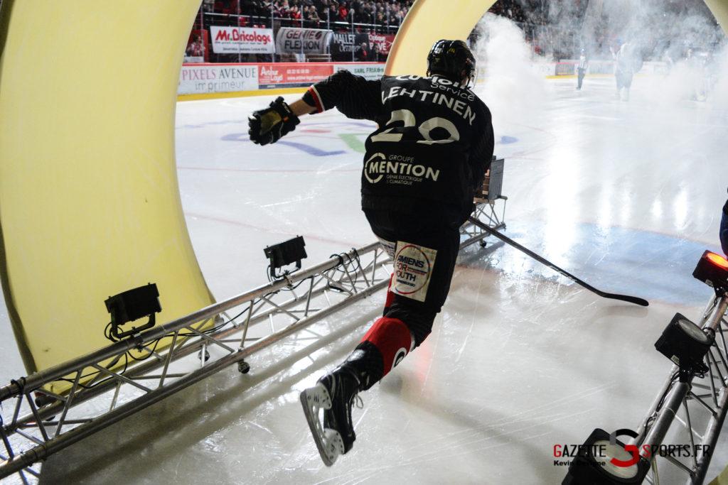Hockey Sur Glace Gothiques Vs Briancon Kevin Devigne 3