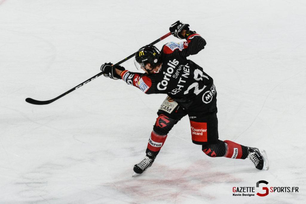 Hockey Sur Glace Gothiques Vs Briancon Kevin Devigne 30