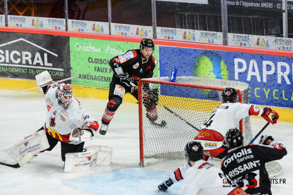 Hockey Sur Glace Gothiques Vs Briancon Kevin Devigne 34
