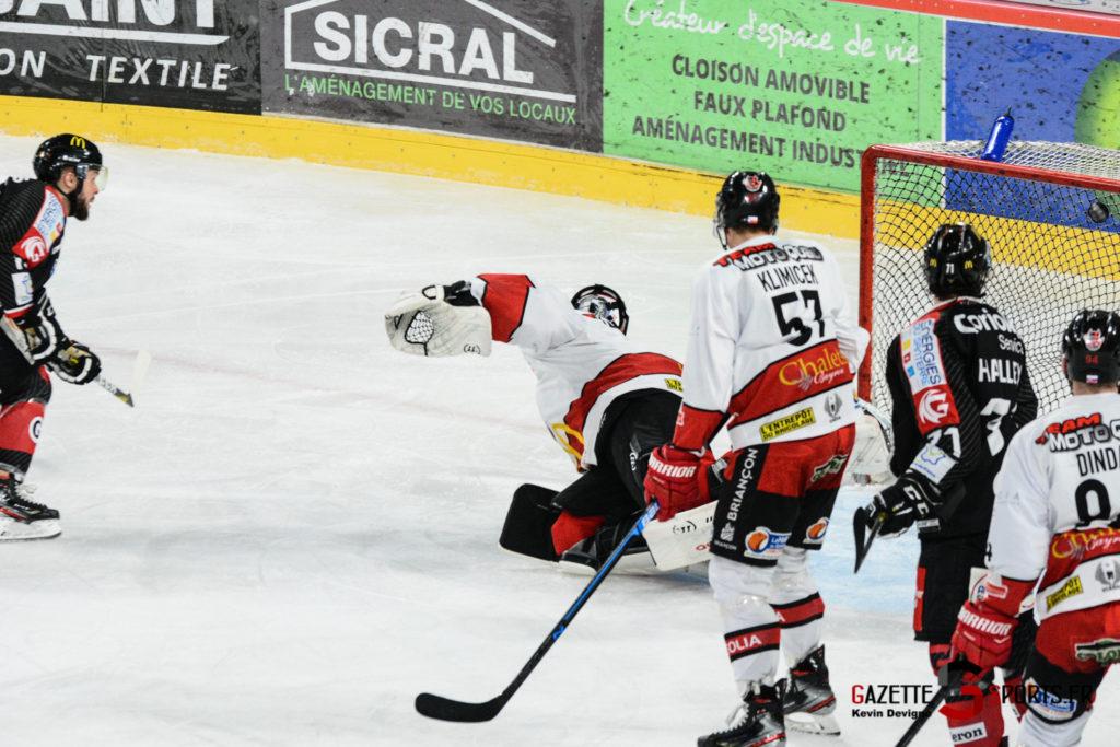 Hockey Sur Glace Gothiques Vs Briancon Kevin Devigne 35