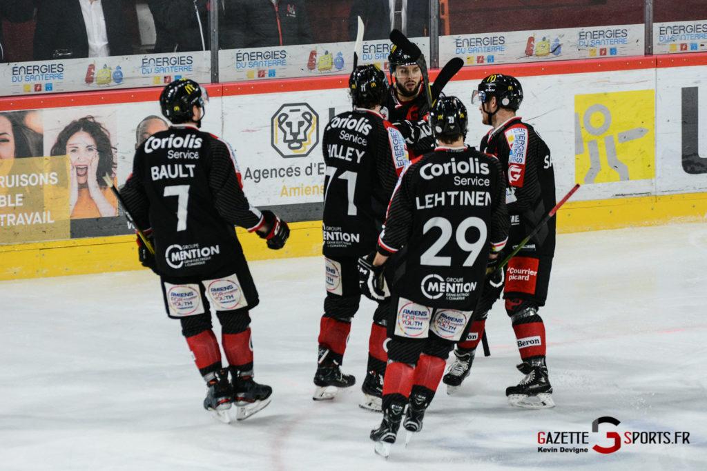 Hockey Sur Glace Gothiques Vs Briancon Kevin Devigne 36