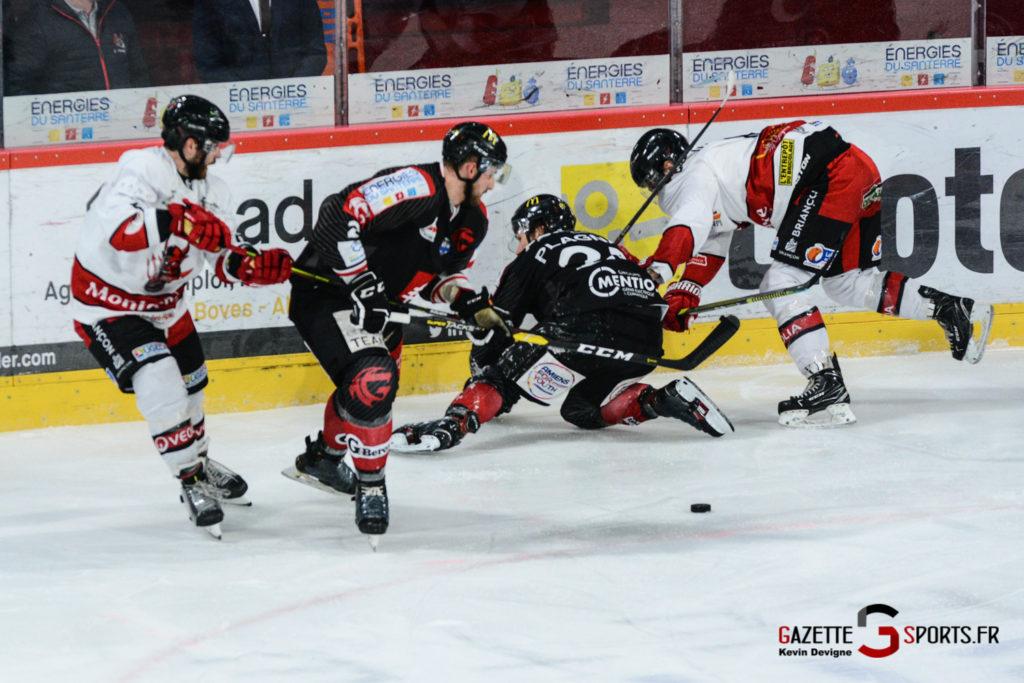 Hockey Sur Glace Gothiques Vs Briancon Kevin Devigne 37