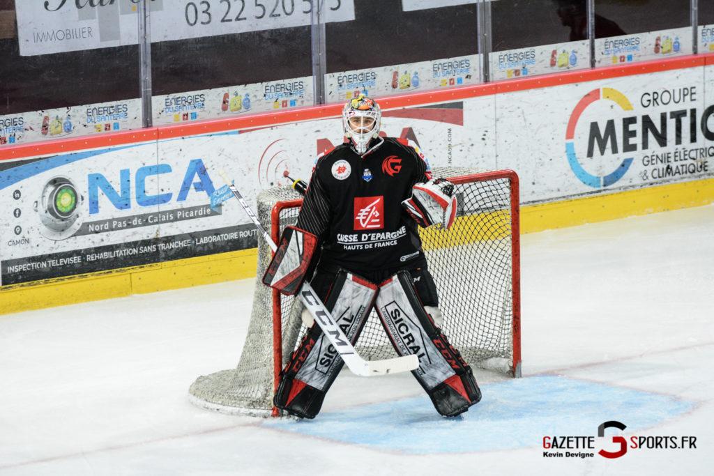 Hockey Sur Glace Gothiques Vs Briancon Kevin Devigne 38