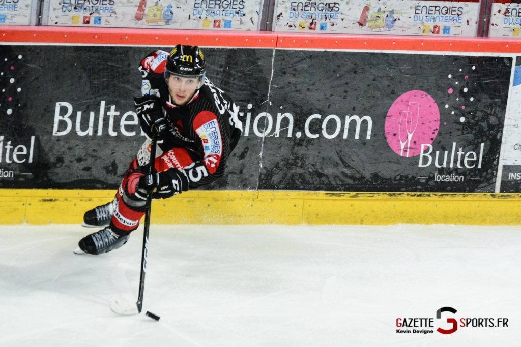 Hockey Sur Glace Gothiques Vs Briancon Kevin Devigne 39
